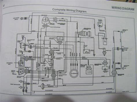 royal enfield bullet electra wiring diagram wiring