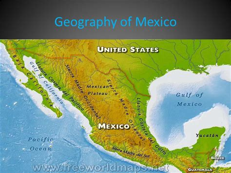 5 themes of geography mexico the western hemisphere ppt video online download