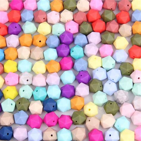bead of silicone silicone wholesale silicone teething necklace