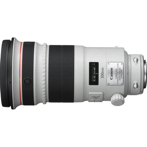 canon ef 300mm f 2 8l is ii usm lens 4411b002 b h photo