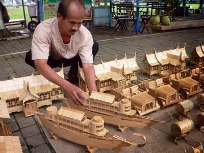 tutorial kerajinan tangan mudah kerajinan dari bambu yang menguntung kan cara membuat