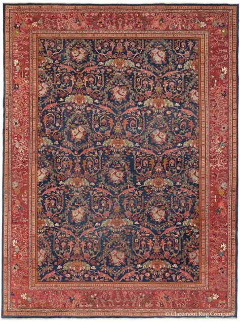 claremont rugs feraghan carpet featuring saturated colors