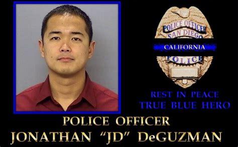 San Diego Officers by San Diego Officer Killed Jonathan Deguzman
