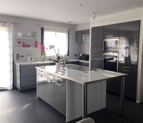 cuisine 駲uip馥 ouverte sur s駛our cuisine en cours notre maison rien qu 224 nous deux par