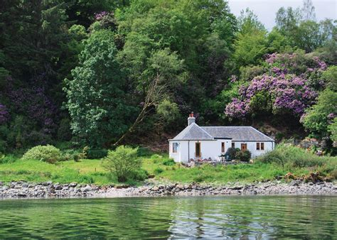 Shore Cottages Shore Cottage Nr Tarbert Holiday Cottage