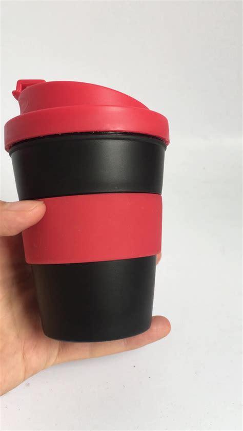 Cangkir Pembuat Kopi Coffee Dripper Bahan Plastik dijual panas baru resuable 250 ml cangkir kopi plastik