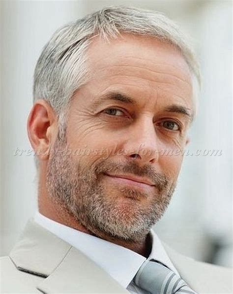 hairstyles for grey hair male hairstyles for men over 50 grey hairstyles for men grey