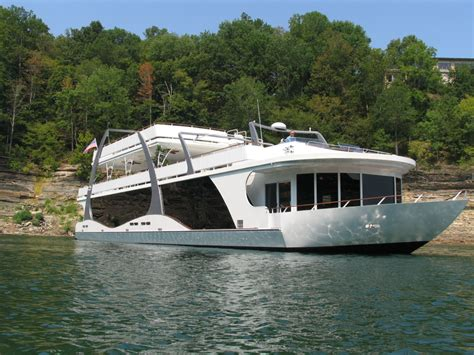 used pontoon boats for sale lake cumberland houseboat living on pinterest houseboats boats and boat