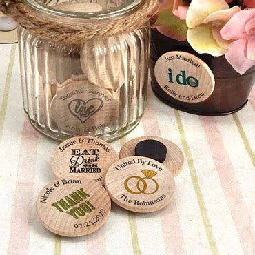 Magnet Giveaways - kitchen favors useful favors kitchen wedding favors