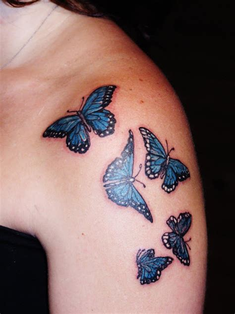 small butterfly tattoo ideas