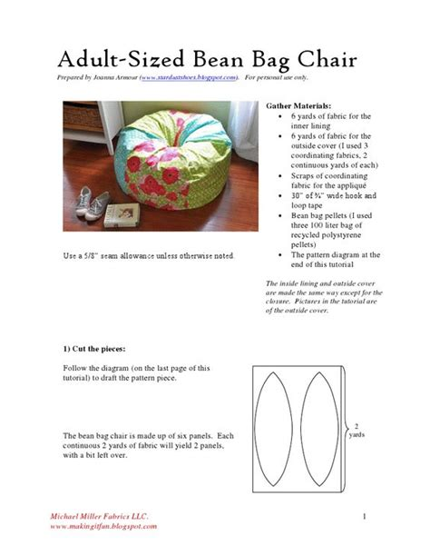 bean bag template best ideas about craft sewing diy crafts diy and sewing