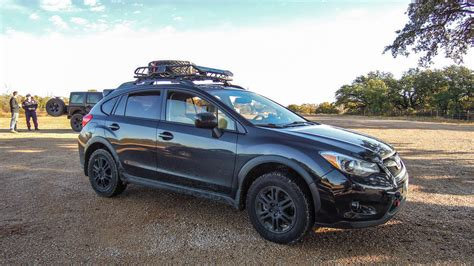 subaru crosstrek road tires offroad meet thanksgiving 2014 pictures