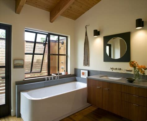 mid century modern bathroom design 35 modern bathroom ideas for a clean look