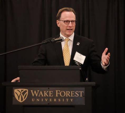 Forest Mba Scholarship by 2016 Distinguished Alumni Award David Dupree Mba 78