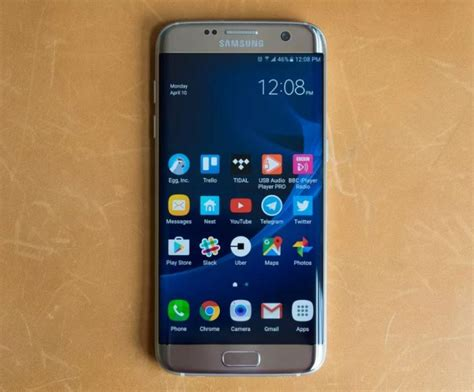 Android Oreo Samsung S7 by Samsung Galaxy S7 Edge Duos A Android 8 0 Oreo Y 252 Klemek