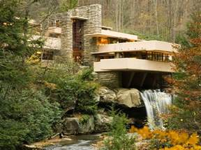 frank lloyd wright styles flood causes damage at frank lloyd wright s fallingwater architectural digest