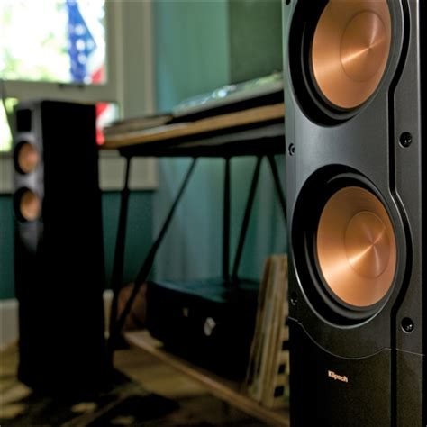 rf 42 ii floor standing speaker high quality home audio