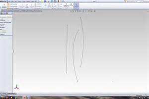 why can't i do a swept with two guide curves when having a