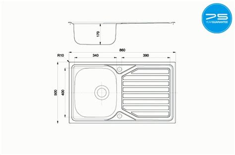 kitchen sink sizes uk veloreuno 860 quicksinks