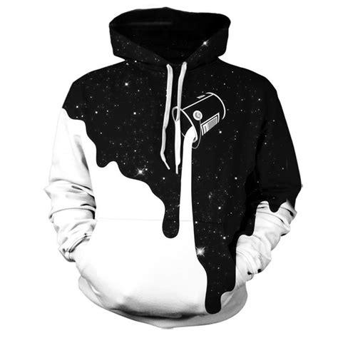 in hoodie spilling paint in space hoodie jakkou hebxx