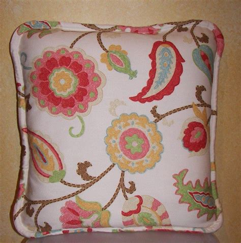 how to make a self welted envelope pillow cover