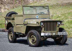 1944 Willys Jeep Found In Crate 1944 Willys Mb Jeep To Cross Hemmings Daily