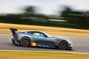 Aston Martin Ohio One Of 24 Aston Martin Vulcan Track Cars Goes Up For Sale