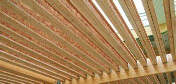 Floor and Roof Construction at Haldane Fisher