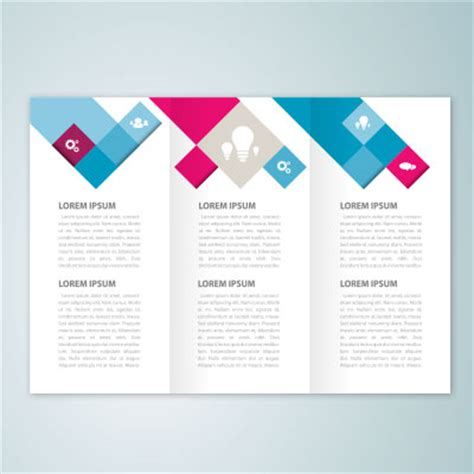6 panel brochure template six panel tri fold brochure trifold design print