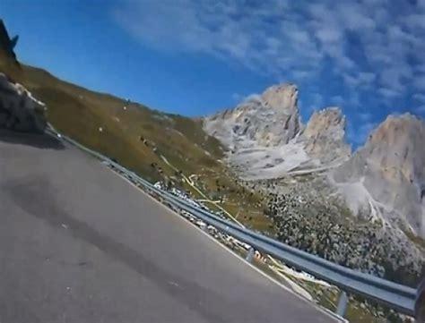 Motorradunfall Dolomiten by Motorradtour Sellajoch Passo Sella Dolomiten Italien
