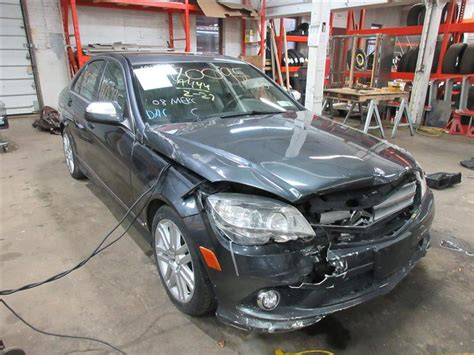 Parts Mercedes by Parting Out 2008 Mercedes C300 Stock 180095 Tom S