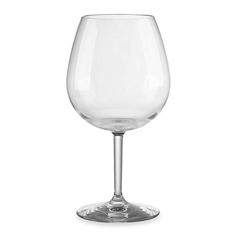 Bed Bath And Beyond Glassware by Tritan Shatterproof Wine Glass Bed Bath Beyond
