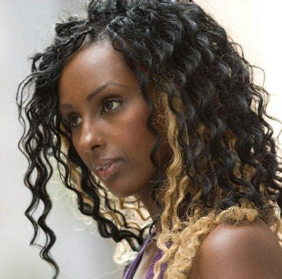 pictures of highlights in dark afro hair highlights gallery