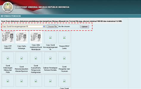cara membuat paspor indonesia online perpanjangan paspor online seodiving com