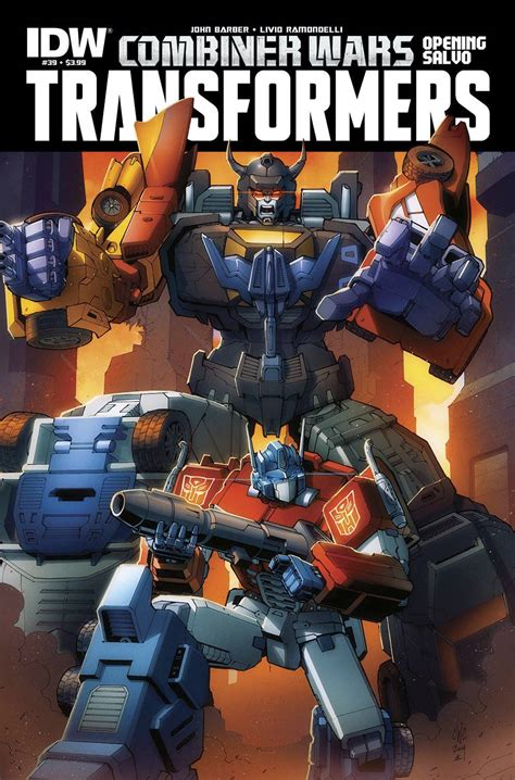 idw march  transformers solicits transformers news