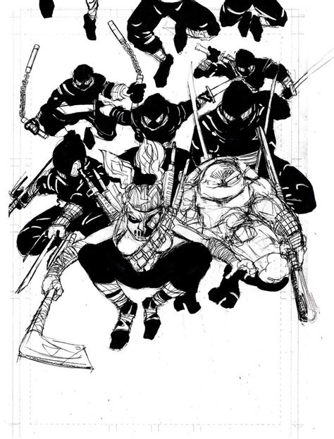 Foot Clan Giveaway - the foot clan by u d0nt kn0w me on deviantart
