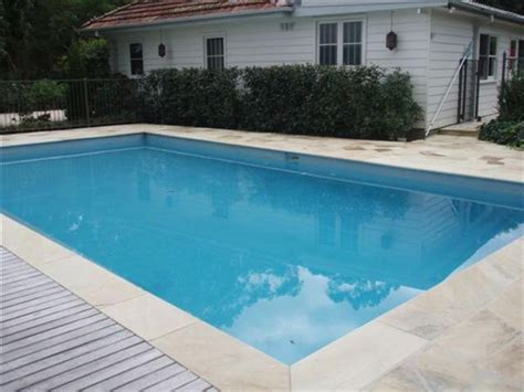 pool surrounds pool paving  alliance landscape group sydney