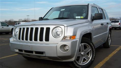 Used Jeep Patriots For Sale Used 2007 Jeep Patriot Sport Utility 10 790 00