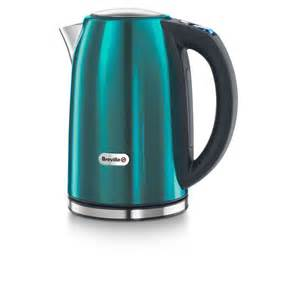 Breville Toasters Uk Breville Rio Teal Stainless Steel Jug Kettle Kettles