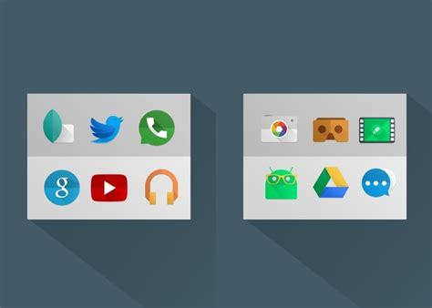 layout android marshmallow consigue los iconos inspirados en android 6 0 marshmallow