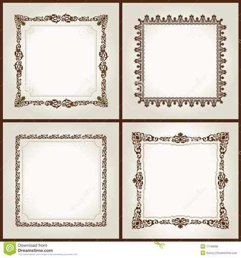 vintage square frame vintage square frame vector www imgkid the image kid has it