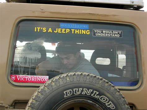 It's a Jeep Thing, in Dureji 2006, 4x4 Offroaders Club Karachi