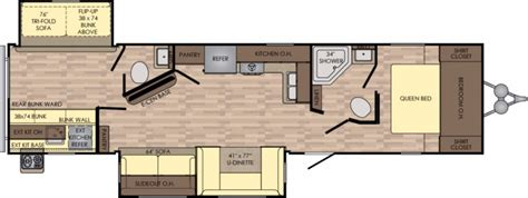 crossroads travel trailer floor plans 100 crossroads travel trailer floor plans 2006