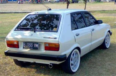 Accu Mobil Daihatsu Charade daihatsu charade g10 indonesia mobil putih rapi bersih
