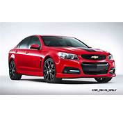 Chevrolet SEMA Cars Lineup Includes Blacked Out Impala SS