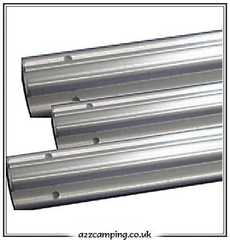 aluminium awning rail streetwize self adhesive aluminium awning rail 3x 1 2m