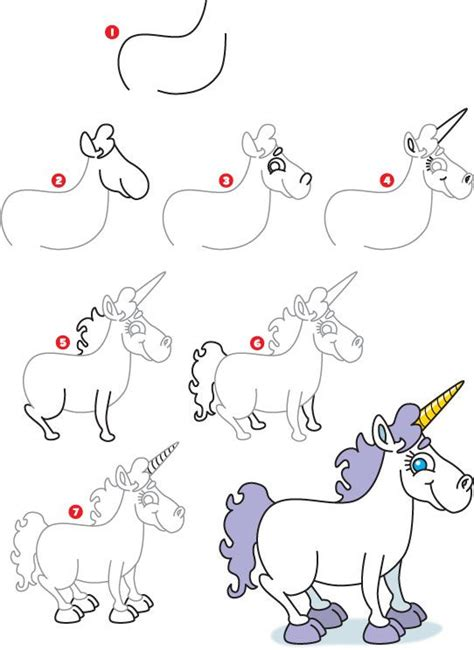 doodle how to make unicorn the world s catalog of ideas