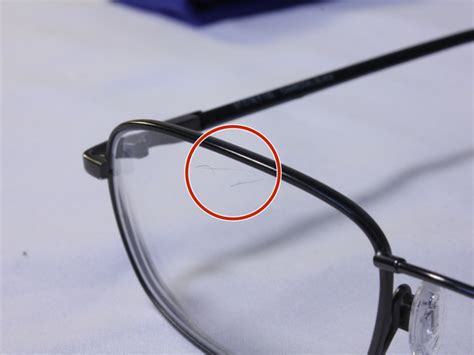 how to repair scratched eyeglass lenses ifixit