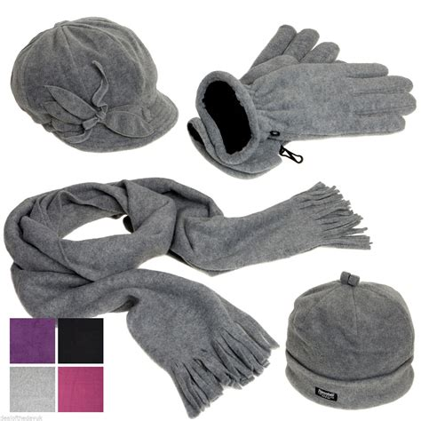 pia rossini winter hat cap gloves and scarf