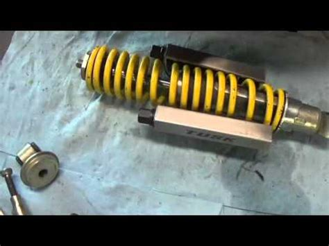 Seal Shock Belakang How To Remove Of Rear Shock Absorber Of 125 Cc